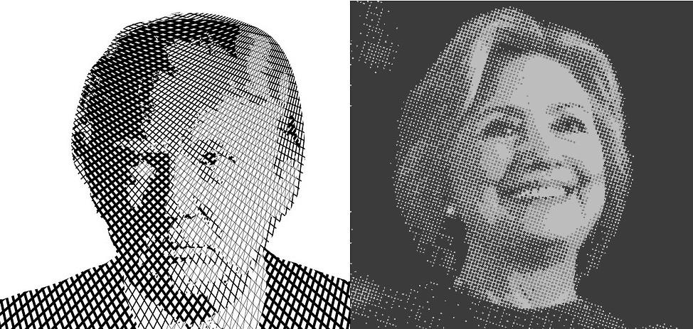 Dobrý Trump a zlá Clintonová, ozýva sa z Ruska