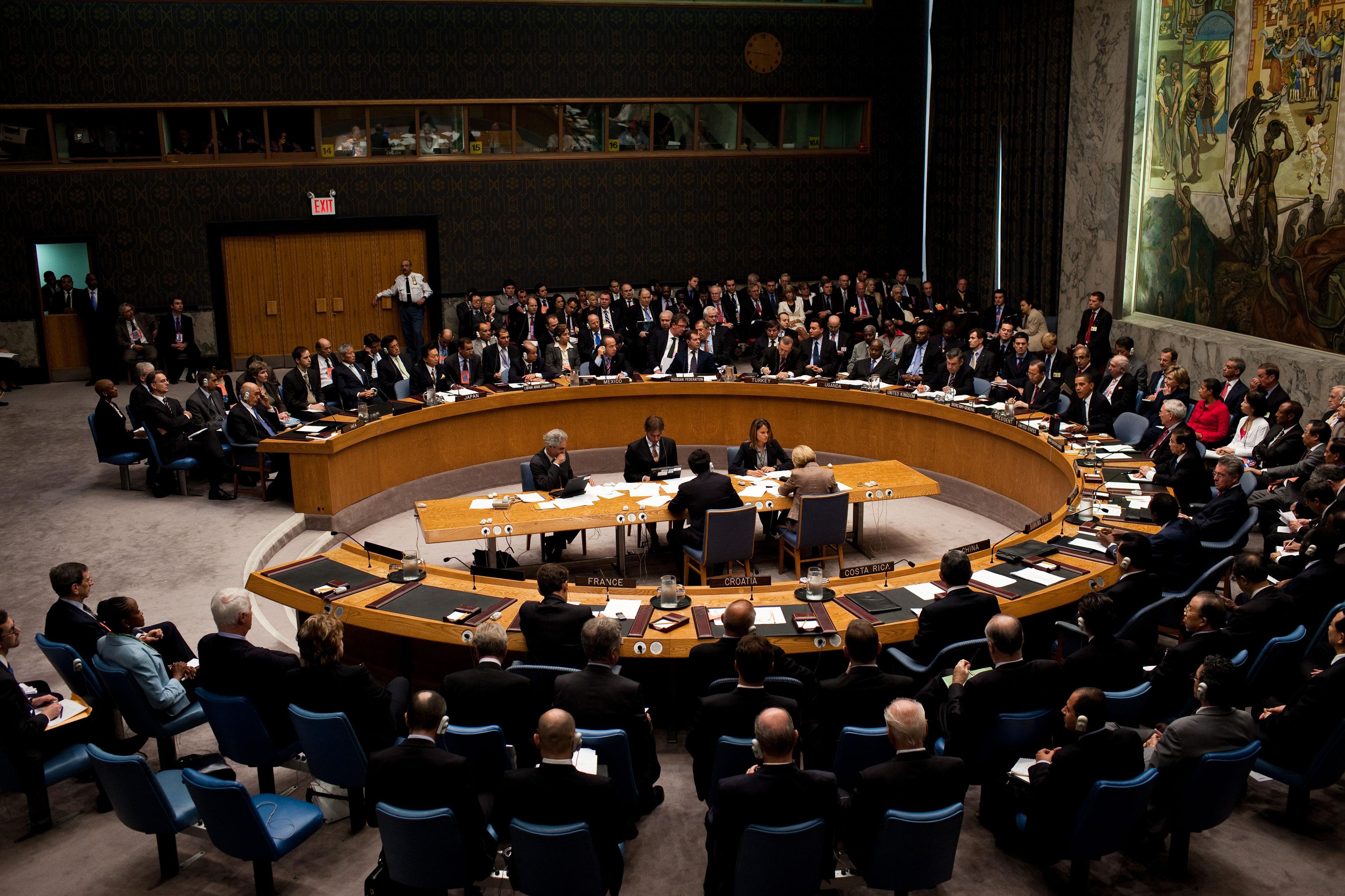 Mýty o BR OSN