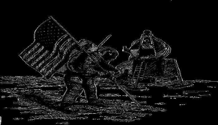 Pristátie na Mesiaci nebolo dielom Hollywoodu. Konšpiračné teórie majú logické vysvetlenie
