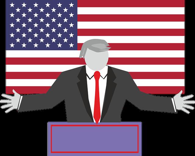 Donald Trump útočí na médiá po dvoch masových streľbách v USA